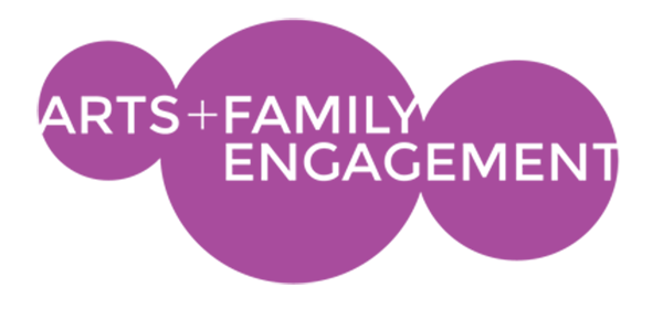 Arts and Family Engagement Logo